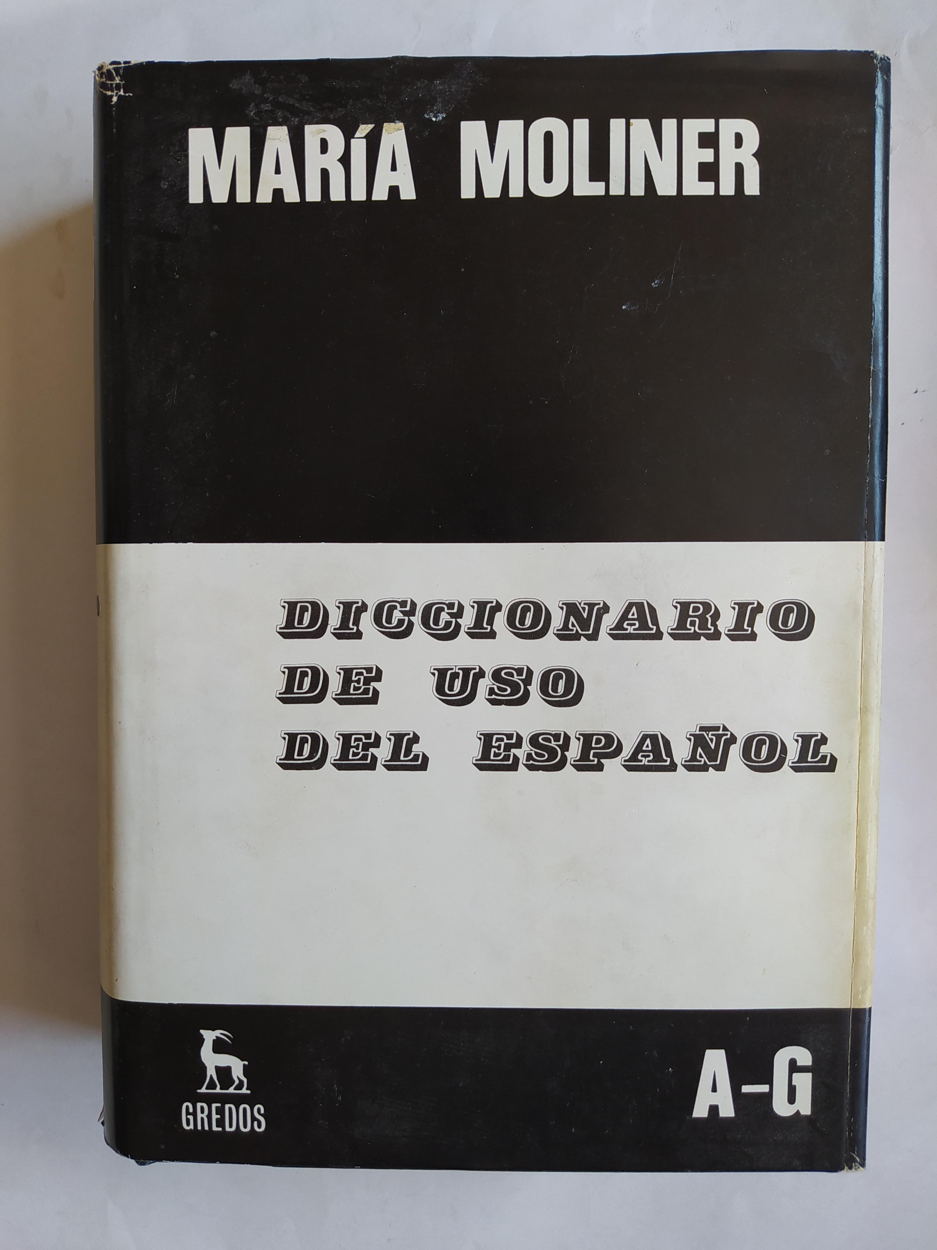 Diccionario de Uso del Español. 2 Tomos.
